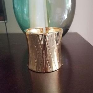 NWT 14K Gold Filled Cuff Bracelet